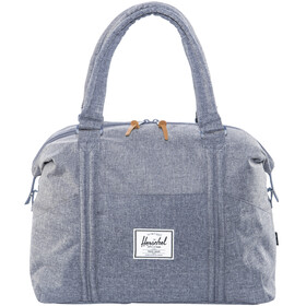 Herschel Strand Duffle Dark Chambray Crosshatch